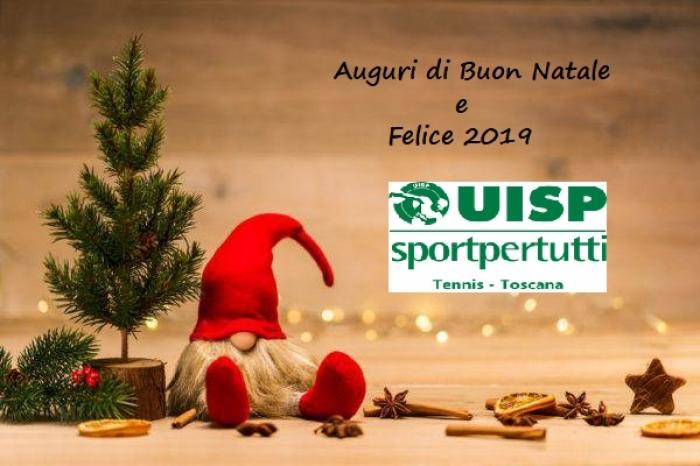 Auguri Di Natale Tennis.Auguri Di Buon Natale E Felice 2019 Da Tennis Uisp Toscana Tennis